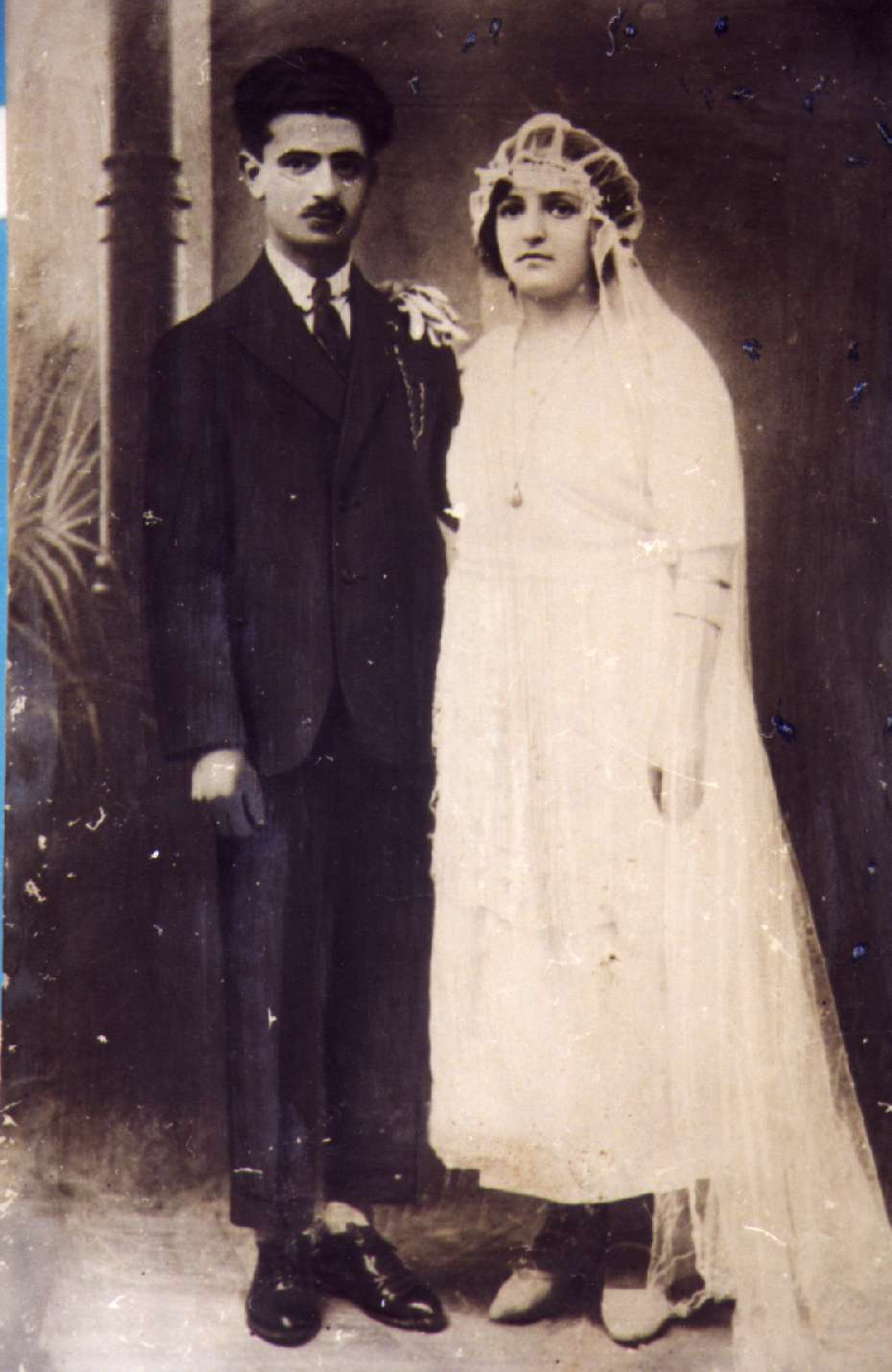 Rabbi Mimoun BERDUGO and Perla SEBBAG